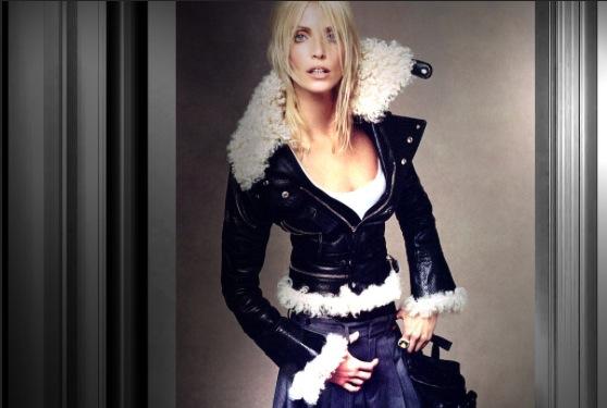 Nadja Auermann och Karolina Kurkova har vissa likheter! Båda har släppt en parfym för LR International