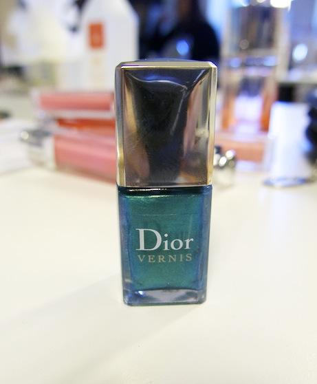 mitt favoritlack ur Diors nagellackskollektion 2013: nr 794