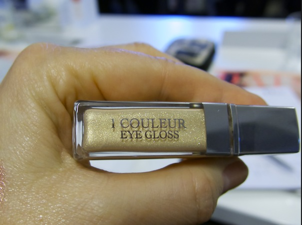 Ögonskuggor i skön konsistens- Eye gloss