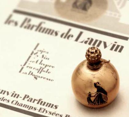 Arpége. Golden ball från 1927