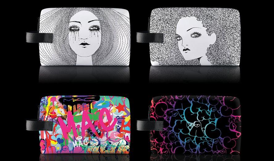 MAC Illustrated bags lineup