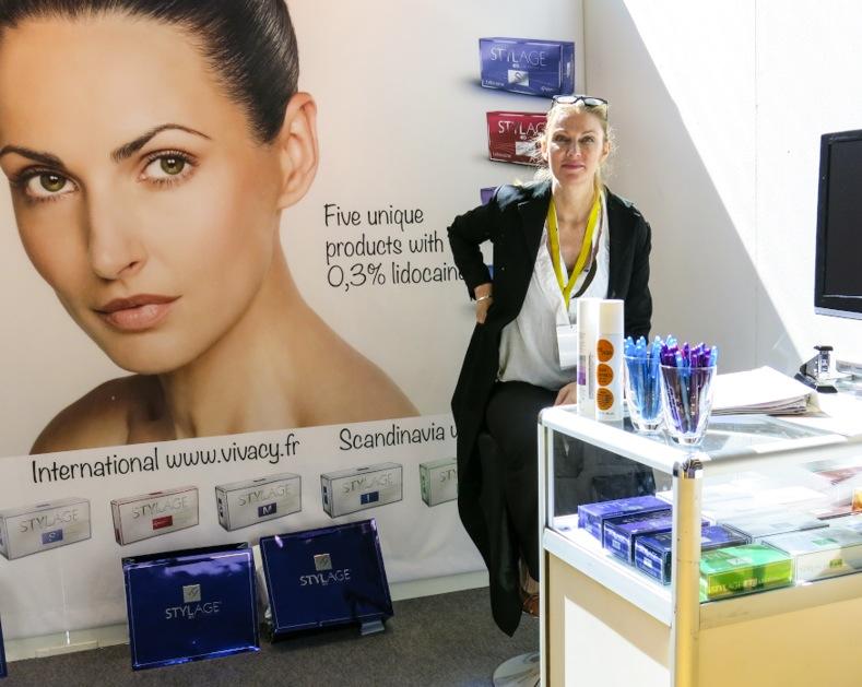 Martina Richter gillar att göra högkvalitativ hudvård som ger resultat