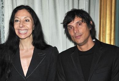 Konstnärsparet Inez van Lamsweerde och Vinoodh Matadin