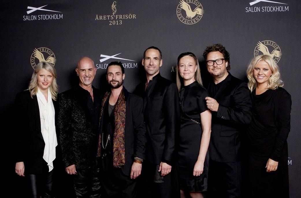Juryn Årets Frisör 2013