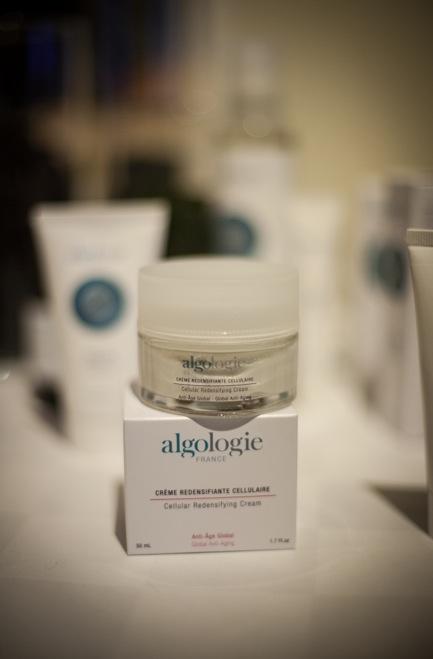 Algalogie, nytt franskt märke på ingång till Sverige.