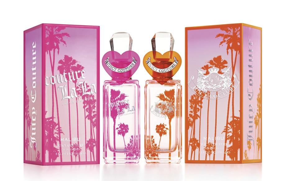 Vajande långa palmer är karakteristiskt för Kalifornien. Malibu heter doften inspirerad av kändisarnas  vattenhål utanför LA