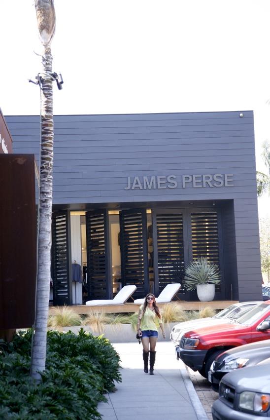 James Perse i Malibu