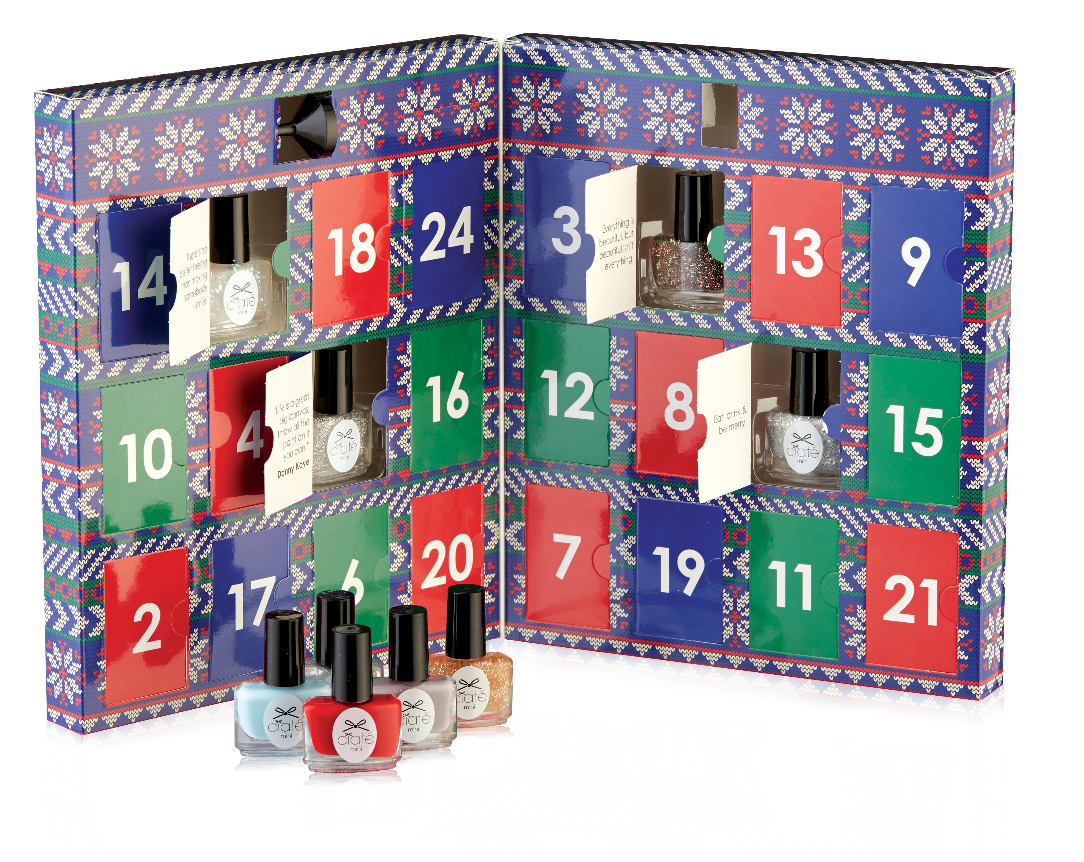 Ciate_Mini_Mani_Month_Julkalender