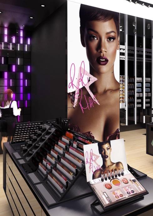 Rihanna för MAC, något att se fram emot! Katjing