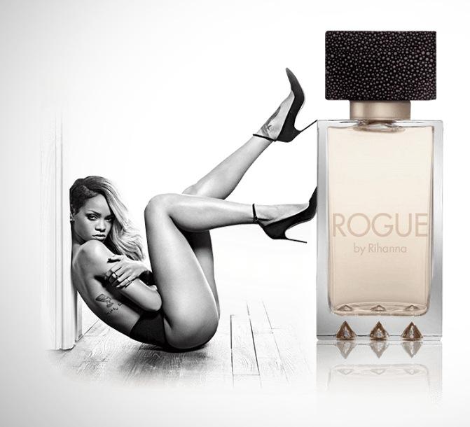 Rihanna har skapat en ny parfym som är riktigt bra!