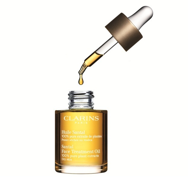 Clarins Santal Face Oil