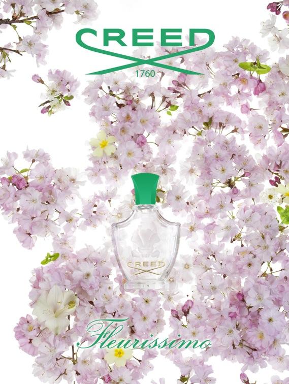Creed skapade den här fantastiska blomkaskaden för 56 år seddan  som en hyllning till Grace Kelly och Furst Rainers bröllop