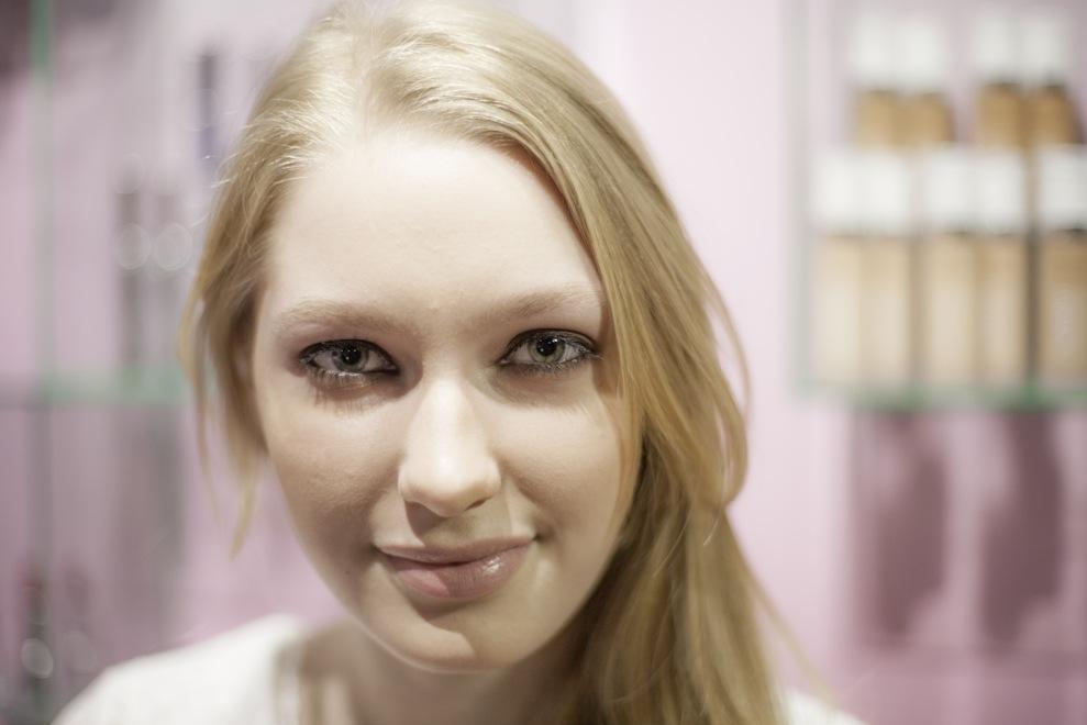 Mia Johansson som själv bloggar på http://miajohansson.forme.se/ var en av våra gäster