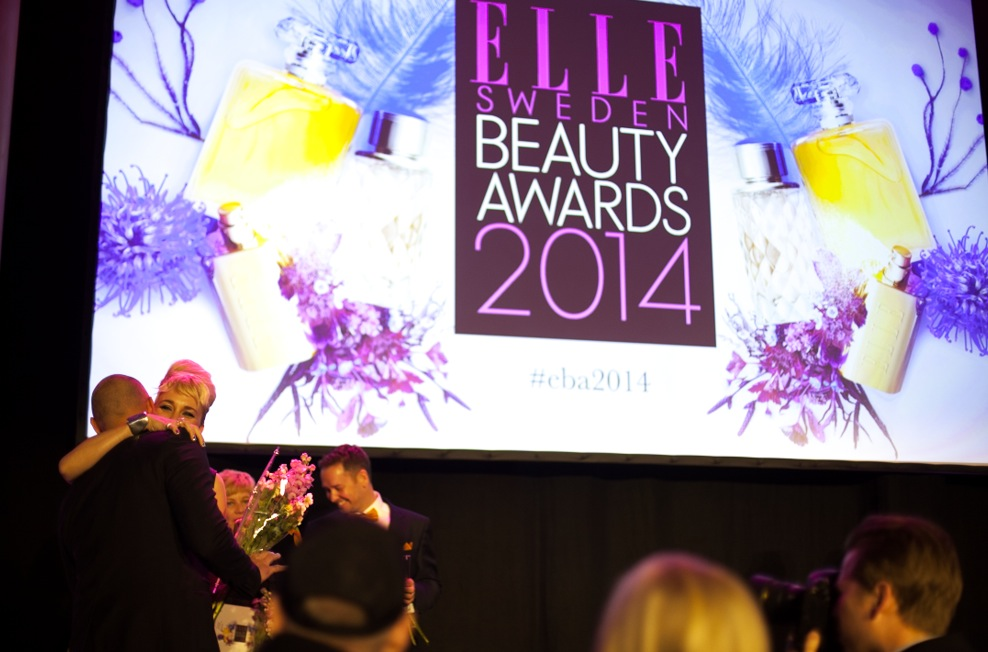 Elle Beauty Award 2014