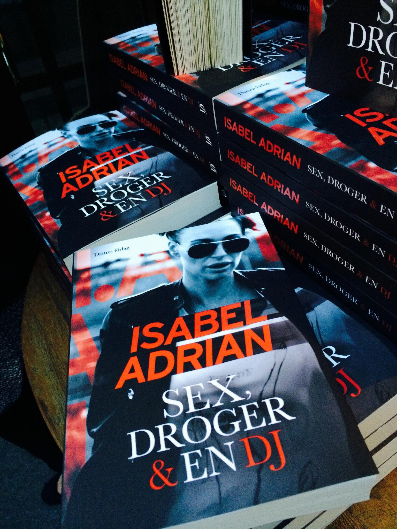 Adrians bok. Ska genast läsas!