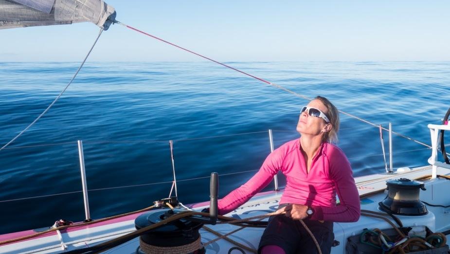 Bild från Volvo Ocean Race