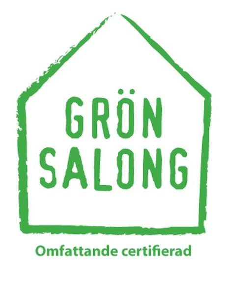 Grön salong certifieringen startade i Danmark 2011 och är helt ekologiskt inriktad
