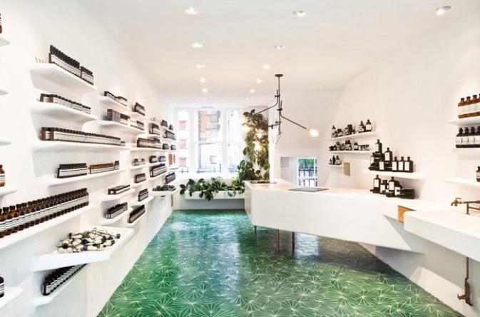Australienska snyggmärket Aesop öppnar sin första butik i Skandinavien i morgon