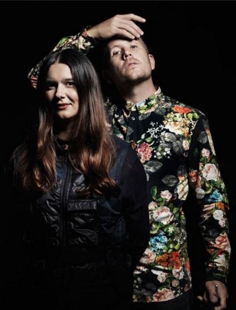 Niclas och Christine Lydeen är den kreativa duon bakom Agonist