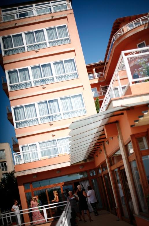 Hotel Mirador var platsen för Daisy Beautys läsarresa till Palma 2014