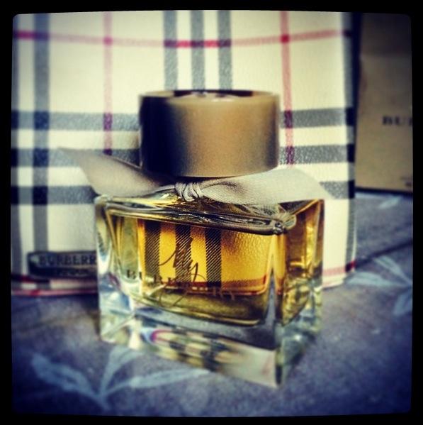 My Burberry är modehusets nya doft som släpps i september 2014