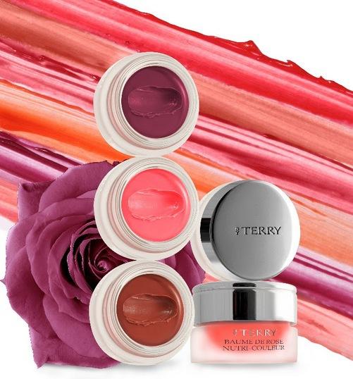By Terry fortsätter på rosentemat i sin senast lanserade makeup.