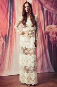 Bild från Ida Sjöstedts senaste kollektion: Violetta Lace dress