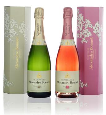 Lyxa till det i nyår med champagne designad av svenska designer Ida Sjöstedt