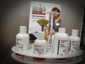 Dermalogicas nya peeling är utvecklad av The International Dermal Institute i USA och görs i fyra steg