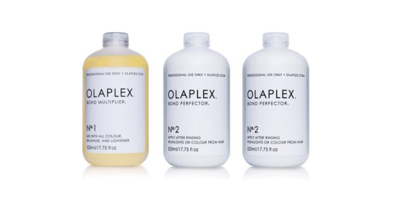 Amerikanska Olaplex sägs reparera håret på molekylnivå.