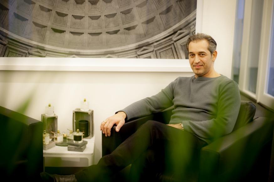 Zarko Pavlov Ahlmann. Danmaks första parfymör.