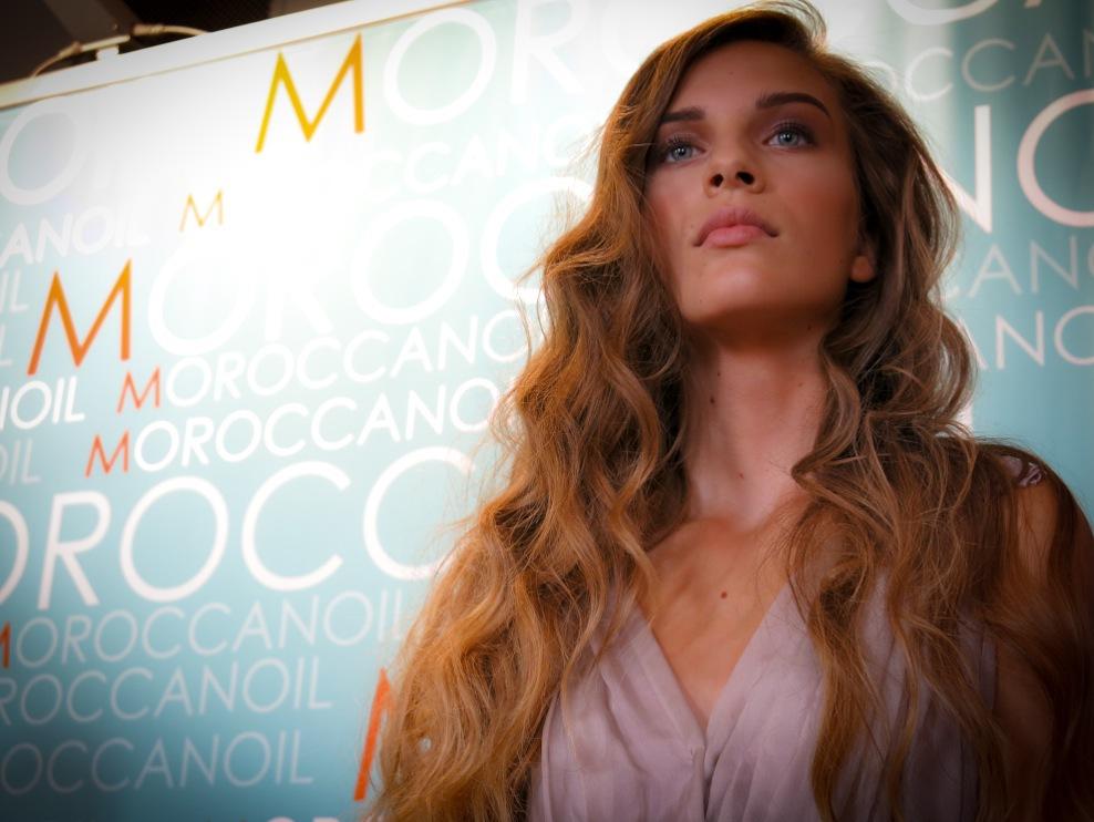 Arganolja från Marocko finns i många hårprodukter just nu och är känd för sin glansgivande förmåga: Foto: Agneta Elmegård