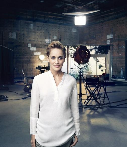 Sharon Stone använder fillers. Svensk fillers