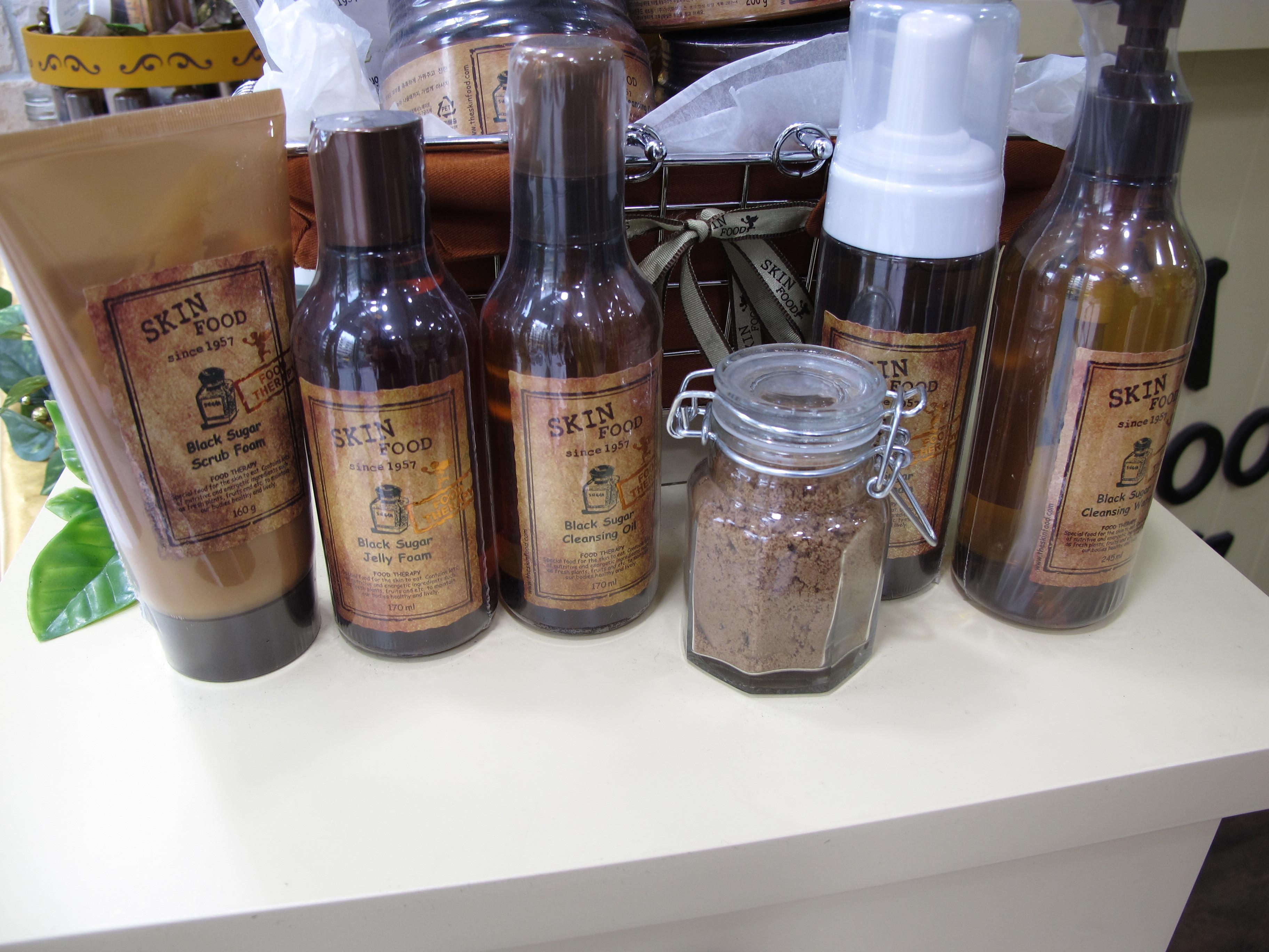 Skinfood är ett av Koreas första hudvårdsmärke med anor från 40-talet.