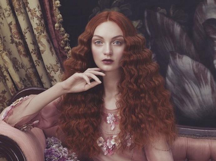 Sublime Spirit Make-up Collection – Autumn Tapestry bygger på mycket skimmer och bäriga toner. Sublimt!