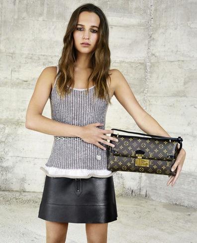 Alicia Vikander tjänar många sköna slantar tack vare Louis Vuitton