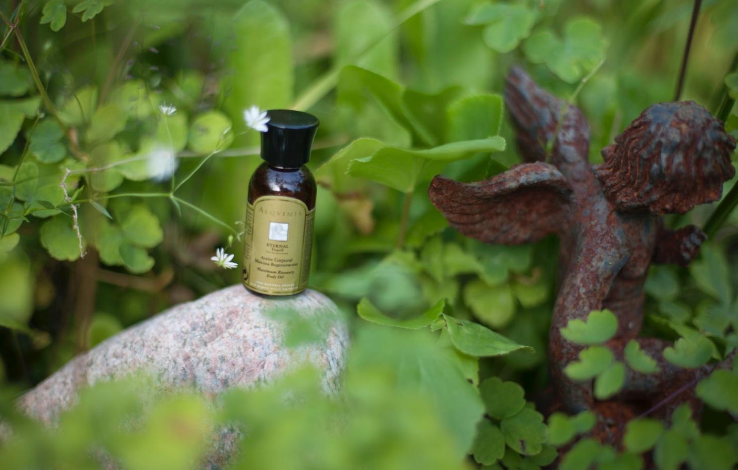Alqvima betyder alkemi på spanska och de ekologiska spaoljorna från märket är väldigt potenta