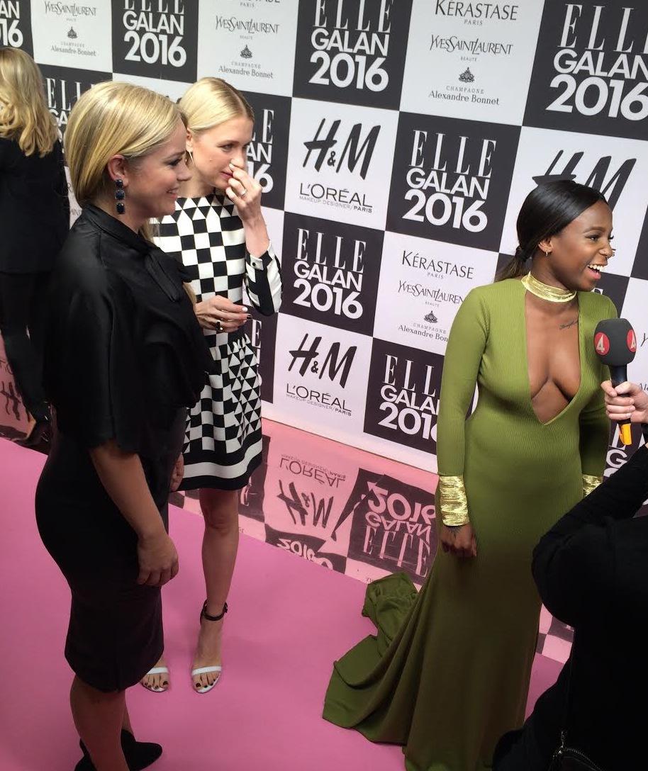 Sångerskan Sabina Nndumba årets bäst klädda