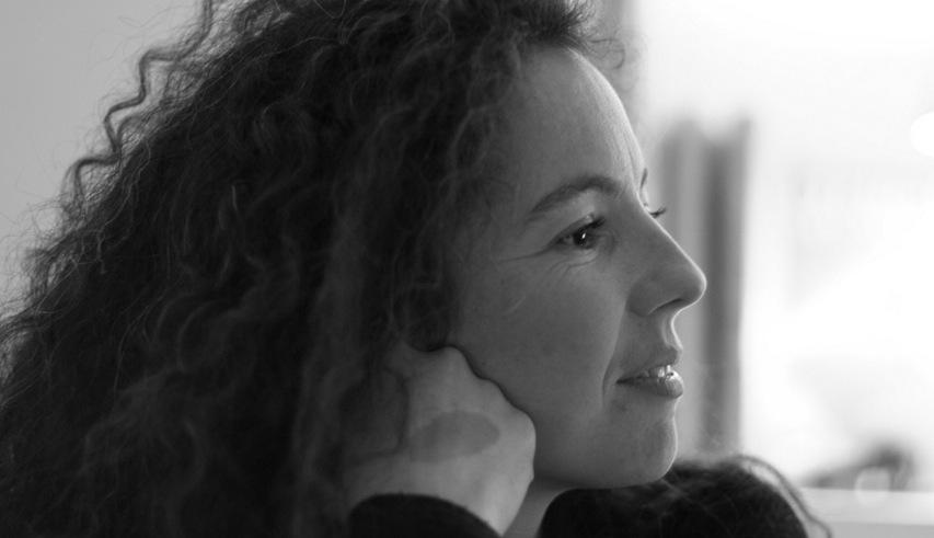 Delphine Thierry har rötterna i Grasse som så ånga andra toppnäsor.