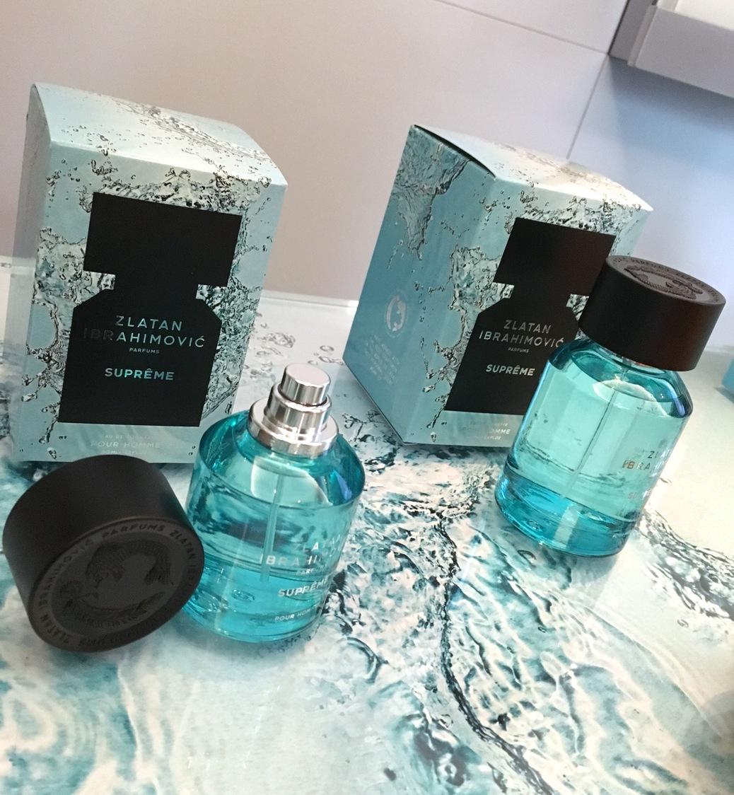 Två nya dofter från Zlatan Ibrahimovich Parfumes. Lansering 25 maj 2016