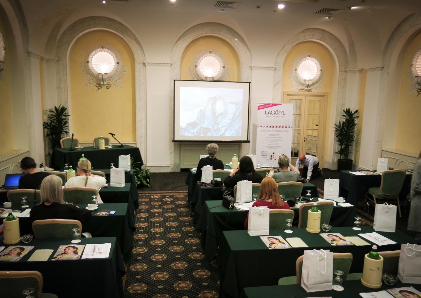 Daisybeautys skönhetskonferens 2016 går av stapeln i Rom