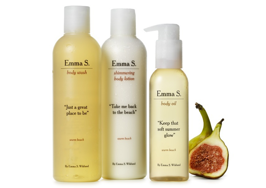 Fikon, kokos och lite skimmer så är du hemma i sommar tack vare Emma S.