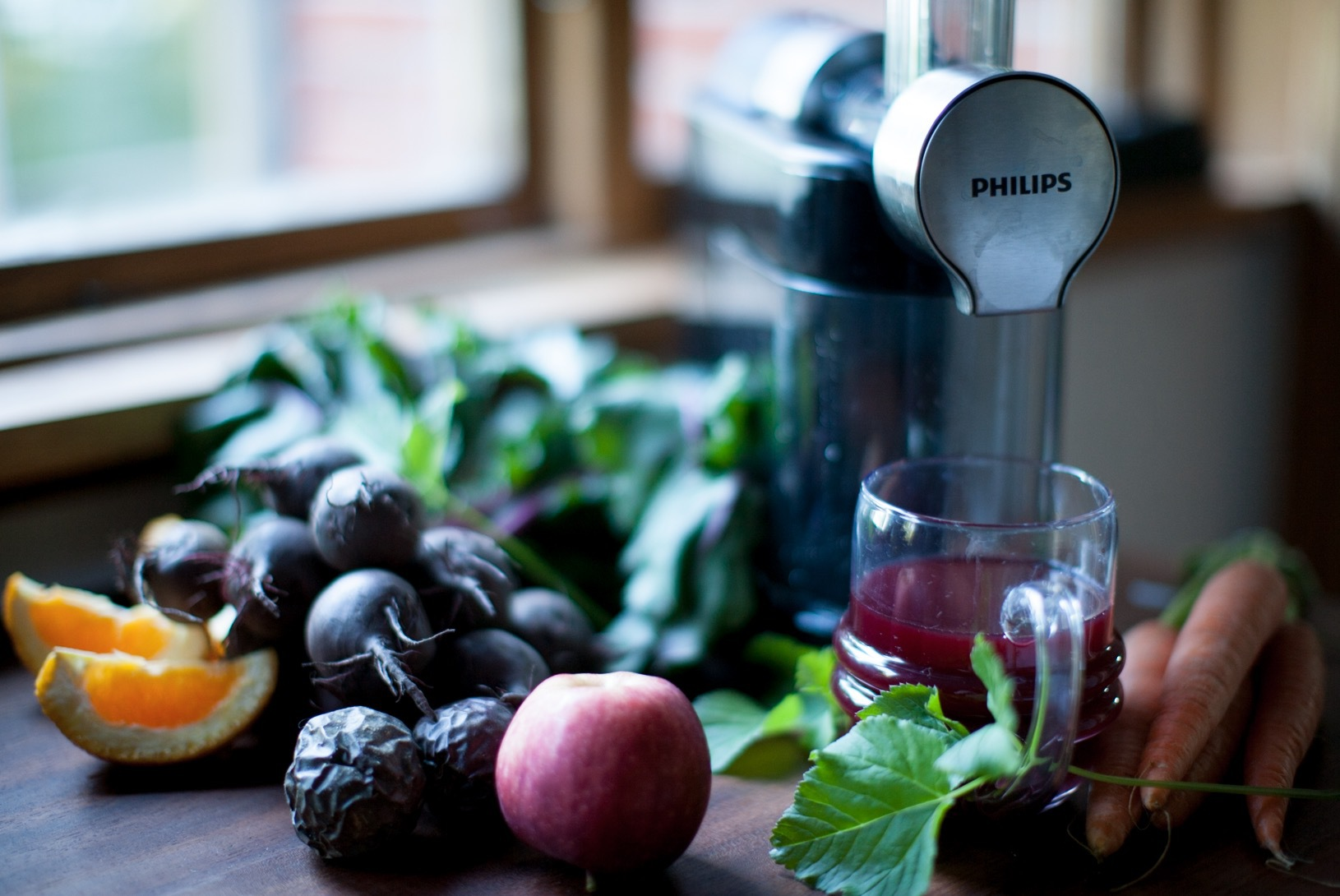 Philips slowjuicer