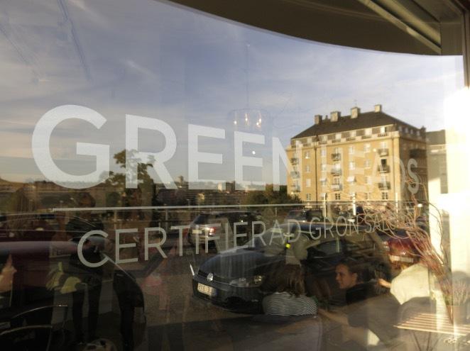 Green Heads är certifierad av danska organisation Grön Salong.