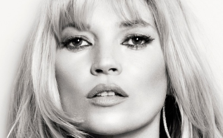 Kate Moss startar eget! Bild från FMD