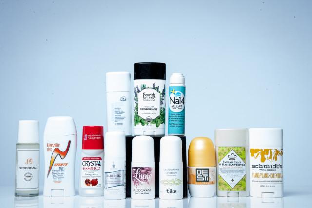 bäst i test deodorant för män