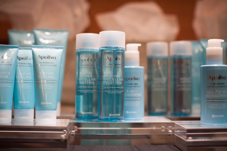 Apoteket AB lägger till fyra nya produkter i sitt rengöringssegment