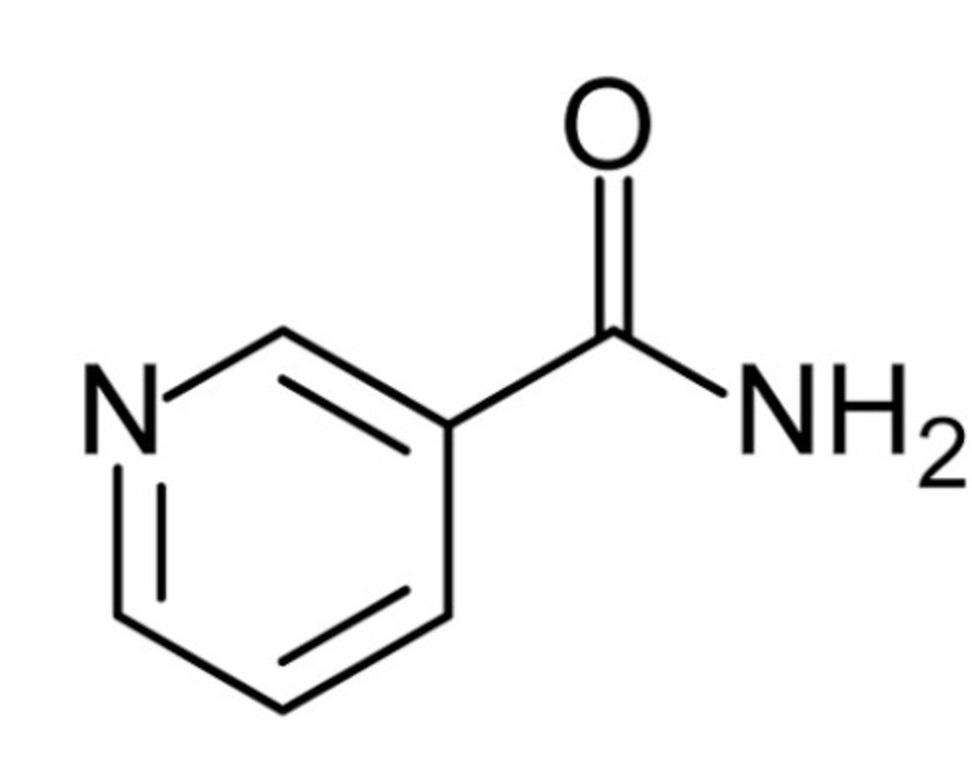 Niacin, nikotinsyra, vitamin B-3. Kärt barn har många namn. Just nu är B3 en inneprodukt i många produkter