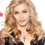 """Madonna har """"har en månformad båge"""" - liksom jag!"""