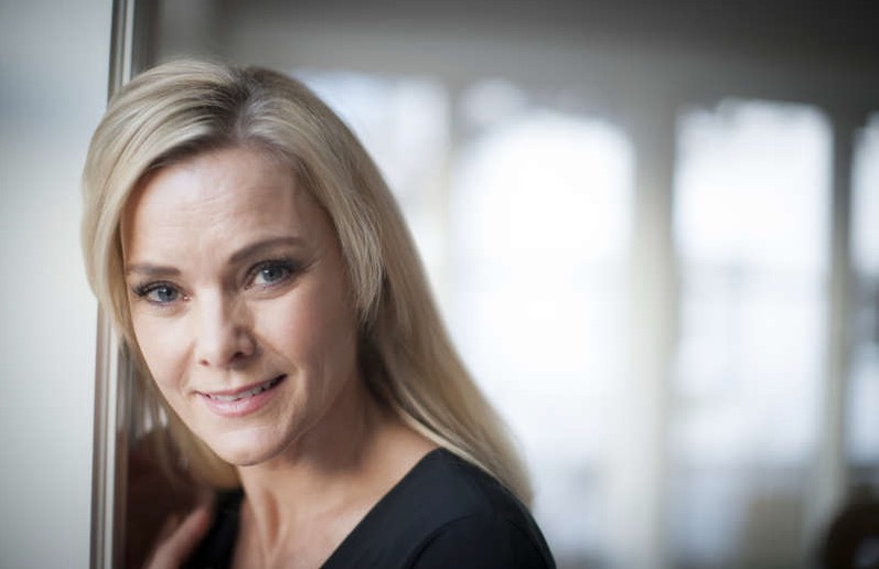 Sofia Källgren är mycket skönhetsintresserad och gillar produkter som ger resultat